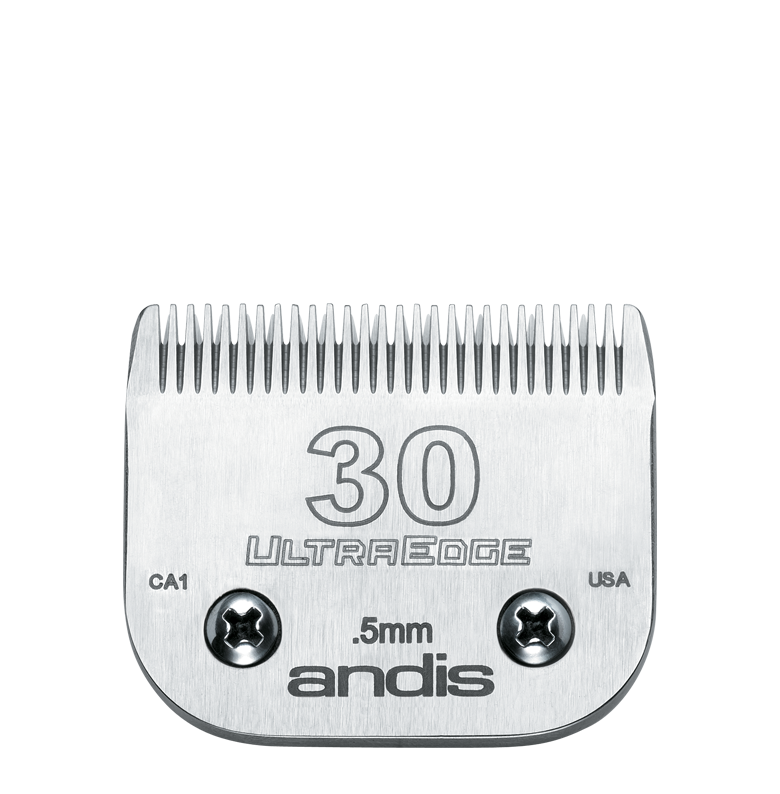 Andis Skär UltraEdge nr 30 Metall Nr 30, 0,5mm