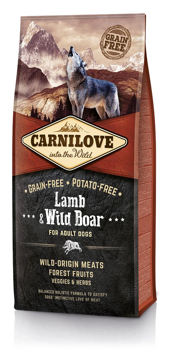 Carnilove Lamb o Wild Boar 12Kg