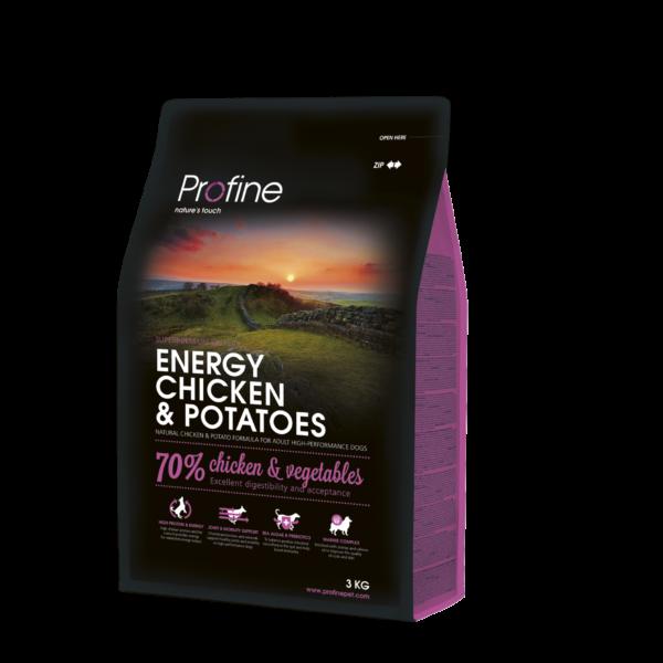 Profine Energy Chicken/Potato 3Kg