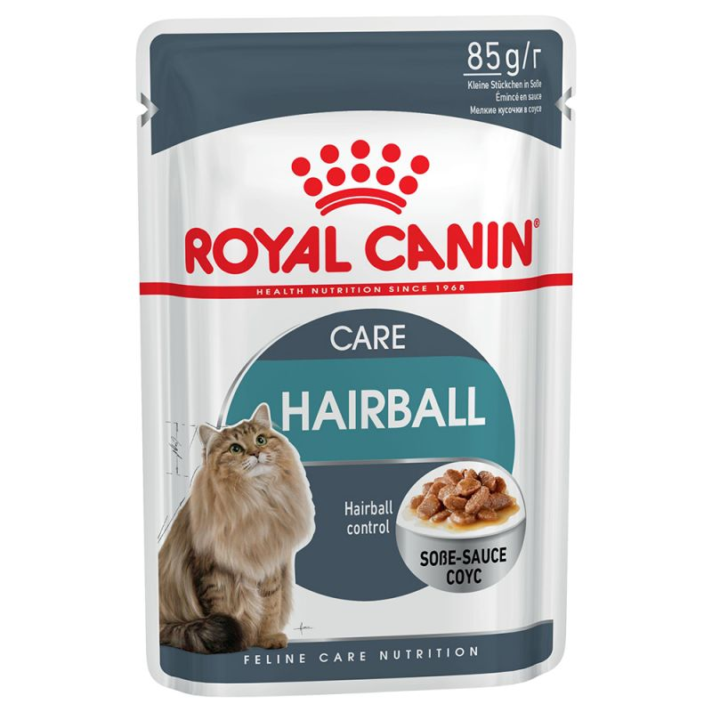 Royal Canin Hairball Care Gravy Wet 12x85g