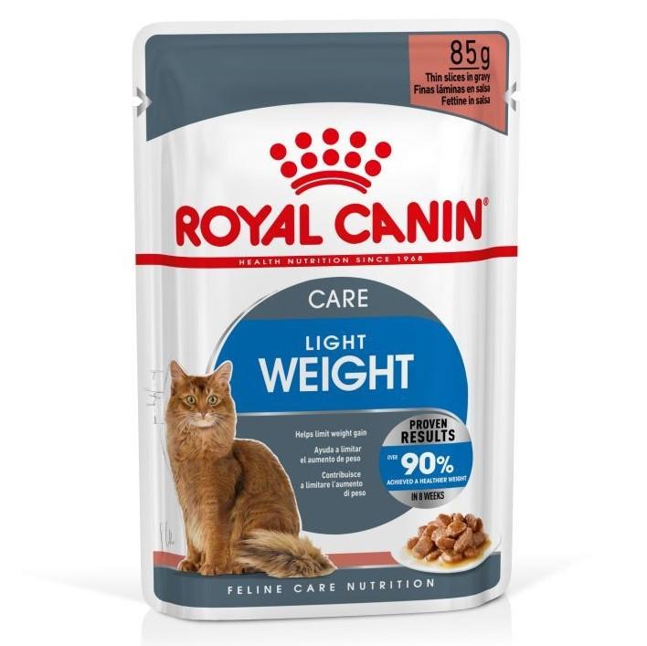 Royal Canin Light Weight Gravy Wet 12x85g