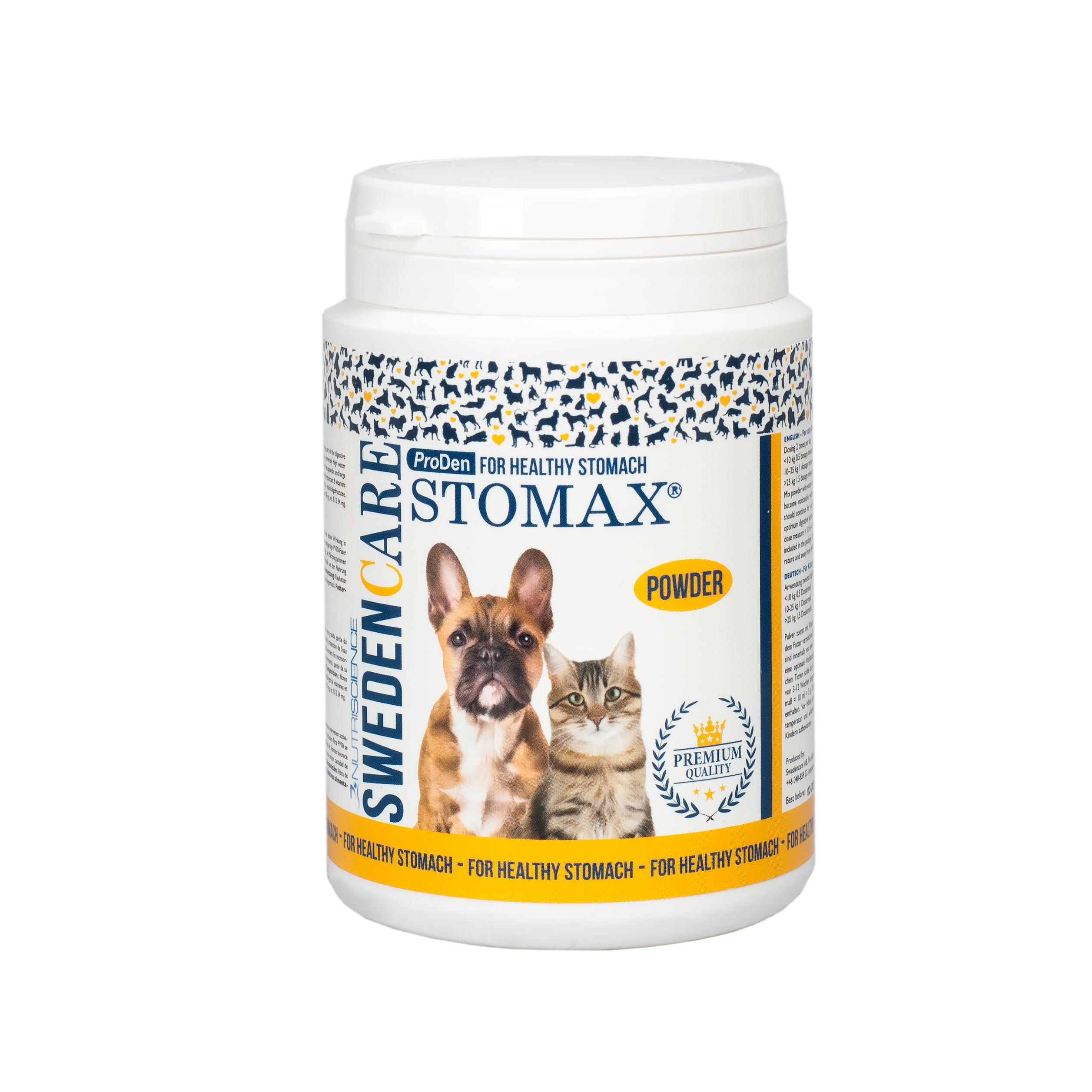 Swedencare Prebiotika Stomax 63g